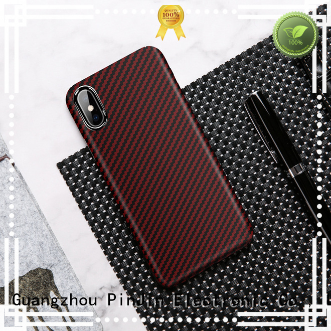 PinJin Electronic hybrid marble phone case styles for mobile phone