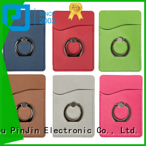 PinJin Electronic mobile iphone ring holder wholesale for shop