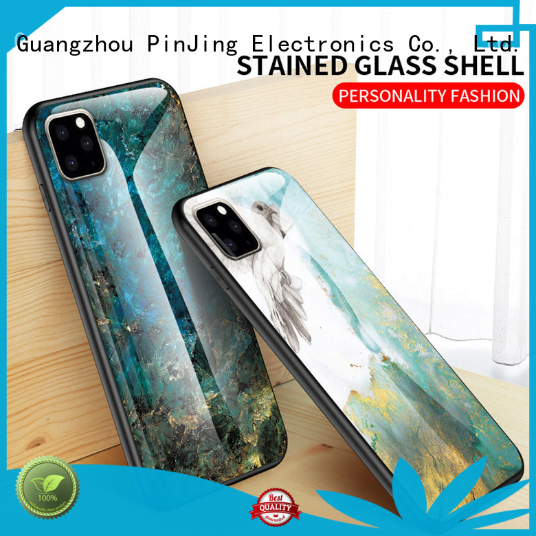 PinJing Electronics convenience magnetic phone case manufacturer for iphone