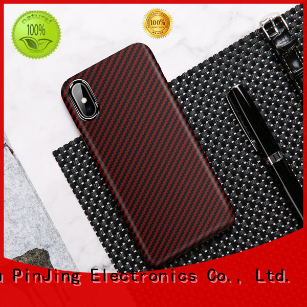PinJing Electronics square samsung galaxy s9 phone case shape for iphone