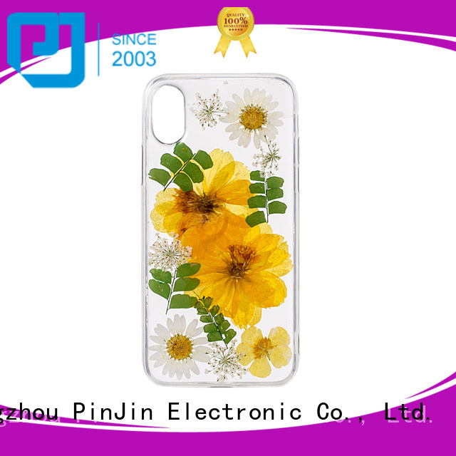 PinJin Electronic square huawei p9 lite phone case product for iphone