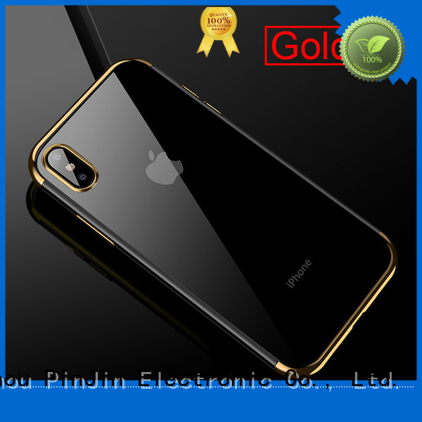 PinJin Electronic clear huawei p9 lite phone case holder for mobile phone