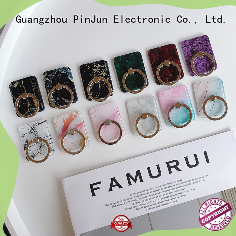 environmentally magnetic phone holder 360 rotation for shop PinJun Electronic