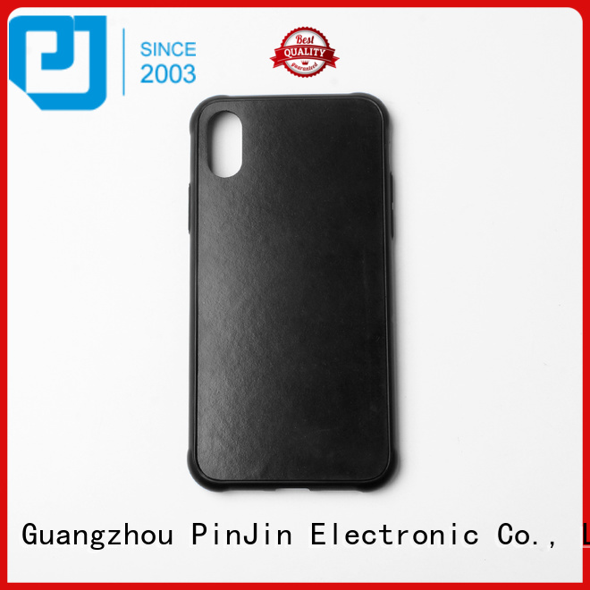 PinJin Electronic convenience phone case card holder manufacturer for iphone