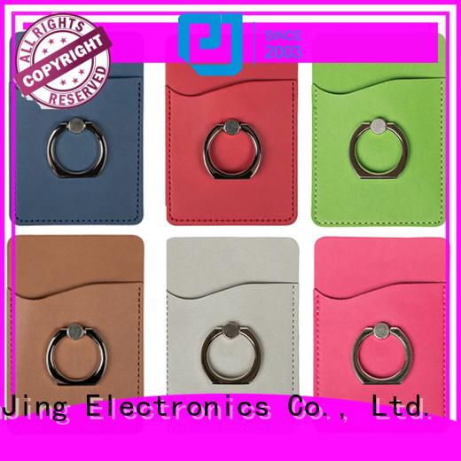 PinJing Electronics metal Finger Ring Holder manufacturer for shop