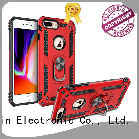 PinJin Electronic quality case for iphone 7 plus wholesale for shop