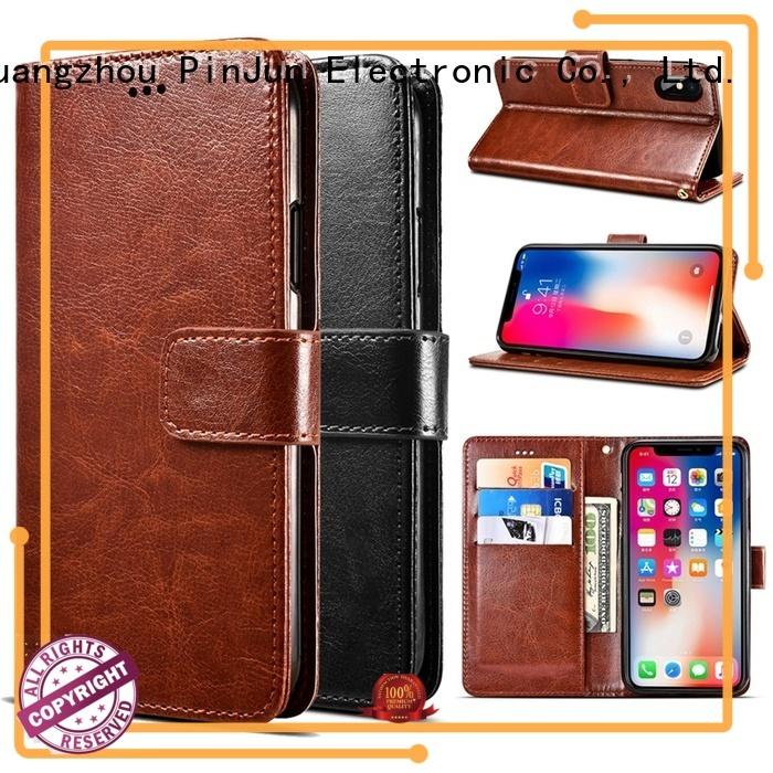 PU leather Wallet Flip Phone Case PJA00060
