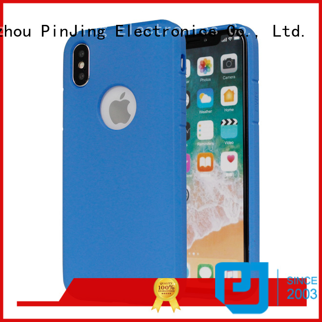 PinJing Electronics customized bespoke phone case product for iphone