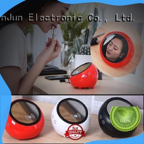 TWS Bluetooth Speaker QI Wireless Charger PJA20002