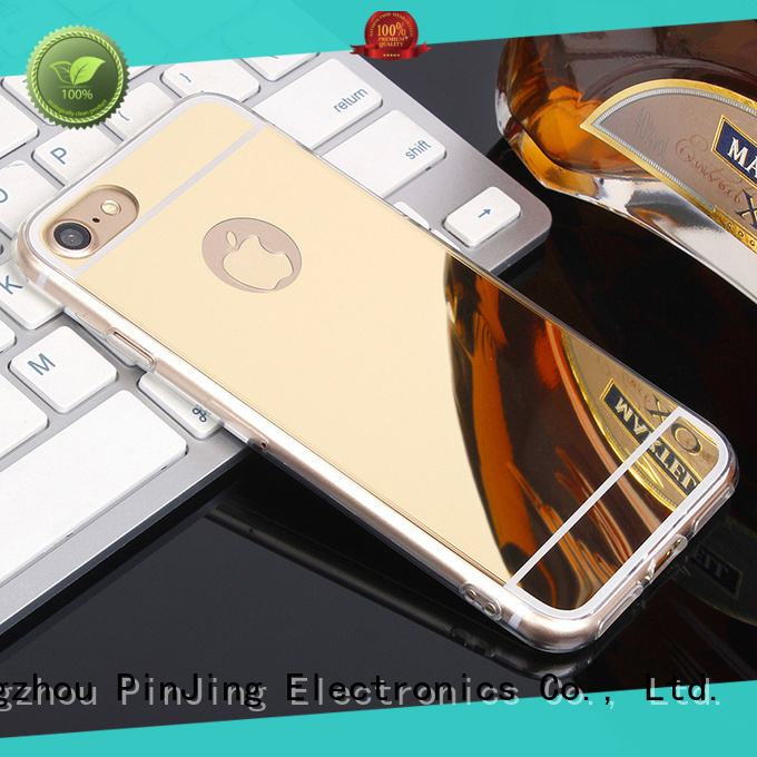 PinJing Electronics clip supreme phone case rotation for iphone