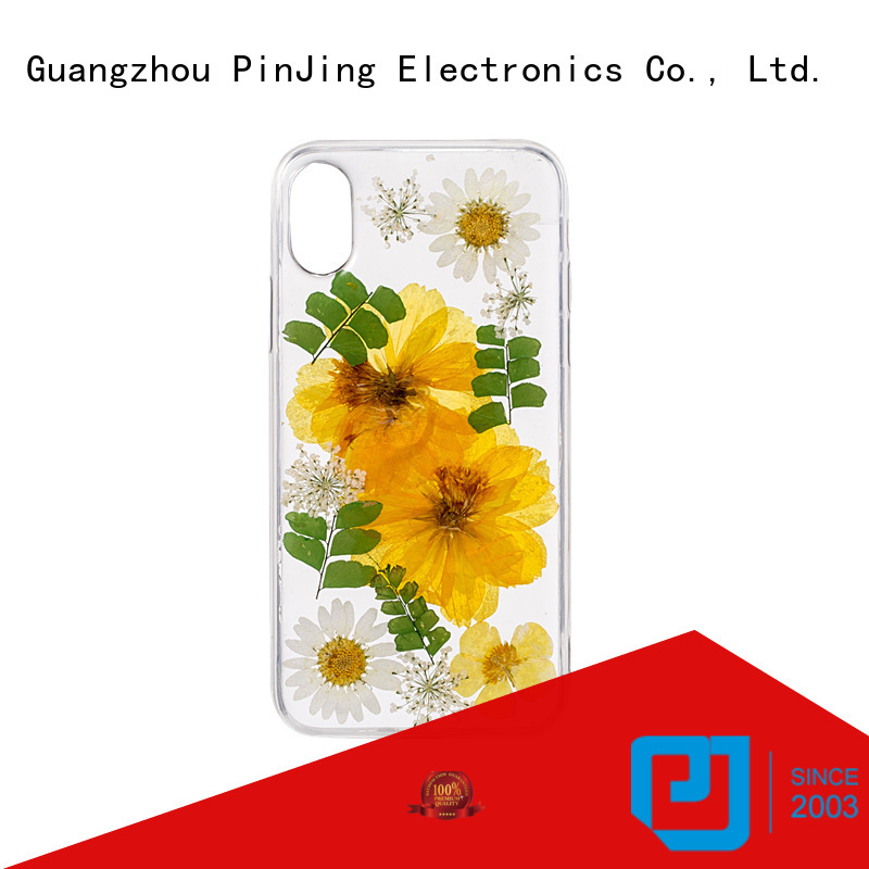 PinJing Electronics convenience bespoke iphone 7 case supplier for mobile phone