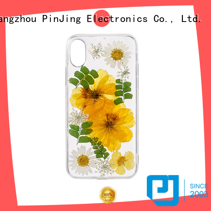 PinJing Electronics hybrid phone case for huawei company for shop