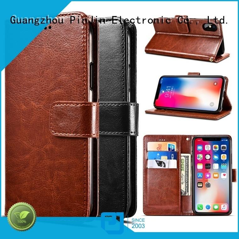 PinJin Electronic useful huawei p9 lite phone case rotation for iphone