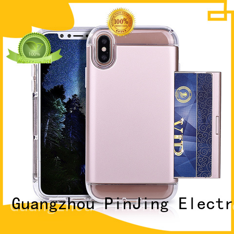 PinJing Electronics customized bespoke iphone cases supplier for mobile phone