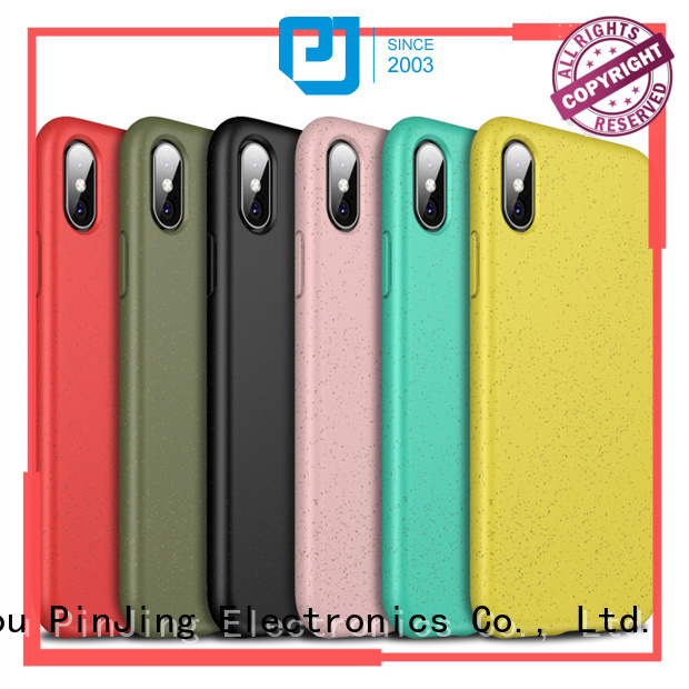 PinJing Electronics laser case phone Supply for phone