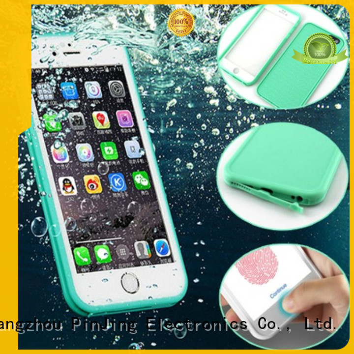 PinJing Electronics High-quality lether phone case Suppliers for phone