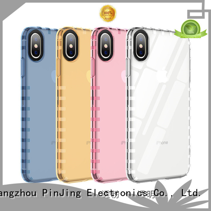 PinJing Electronics Latest lumee phone case Suppliers for mobile phone