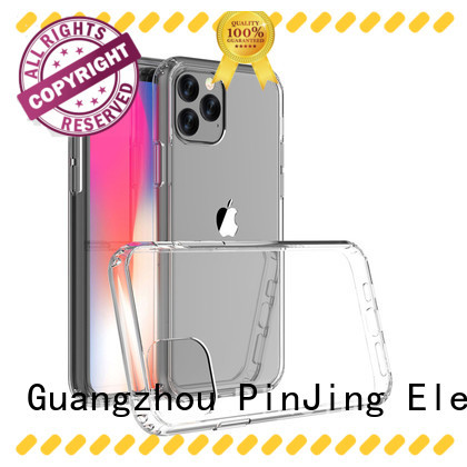 PinJing Electronics acrylic bespoke iphone 5s case factory for mobile phone