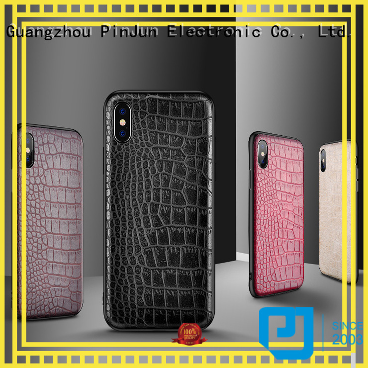 PinJun Electronic quality phone case for iphone 7 pja00047 for shop