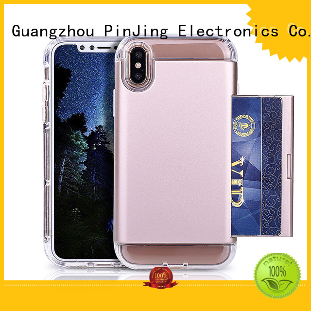 PinJing Electronics Wholesale bespoke mobile phone covers Supply for shop