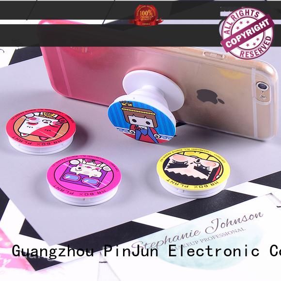 convenience iphone car holder mobile indoor PinJun Electronic