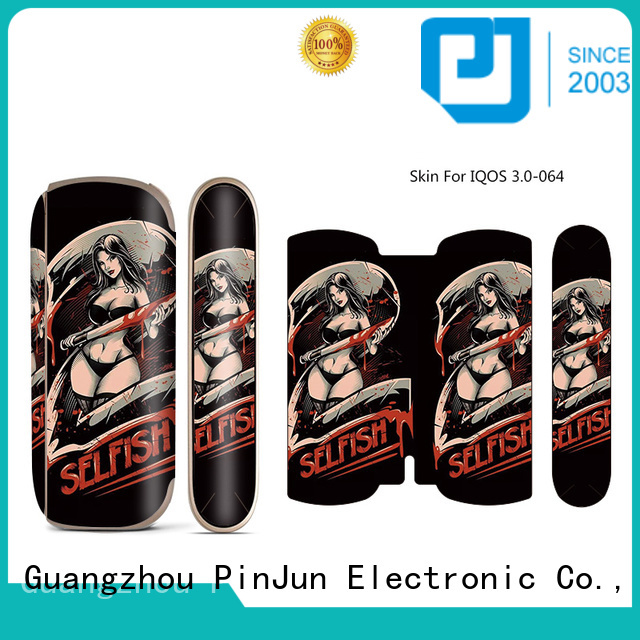 PinJun Electronic electronic e cigarette case holder clear for phone