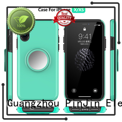PinJin Electronic convenience cell phone case iphone wholesale for mobile phone