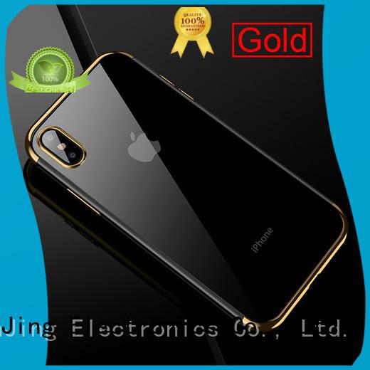 PinJing Electronics acrylic huawei p20 phone case rotation for shop
