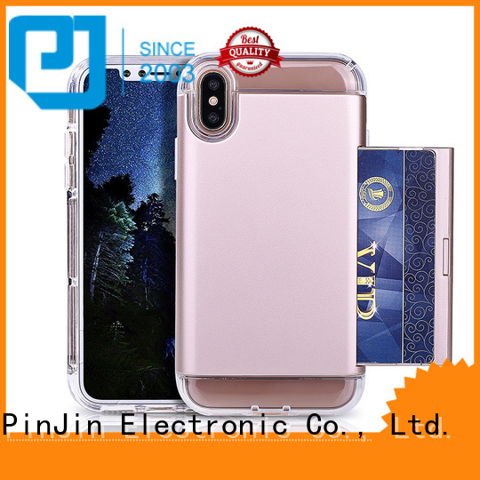 PinJin Electronic square huawei p20 phone case rotation for mobile phone