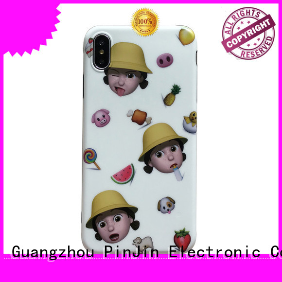 PinJin Electronic handmade iphone case series for shop