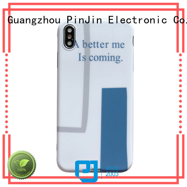 PinJin Electronic customized bespoke iphone 7 case supplier for iphone