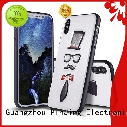 PinJing Electronics dropproof supreme phone case Supply for mobile phone
