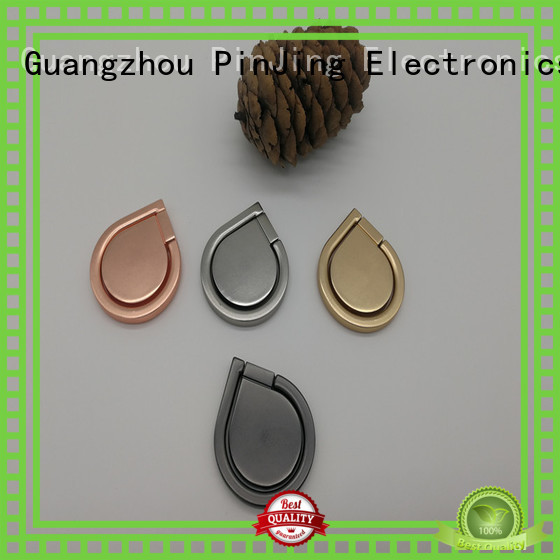 PinJing Electronics metal iphone ring holder materials for mobile phone