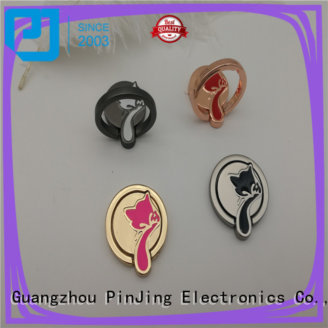 PinJing Electronics Latest handphone ring holder factory for iphone