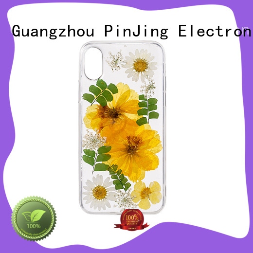 PinJing Electronics quicksand huawei p9 lite phone case product for mobile phone