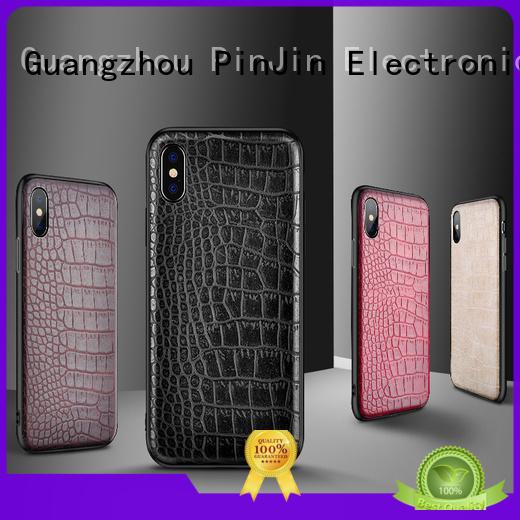 PinJin Electronic square huawei p9 lite phone case rotation for shop