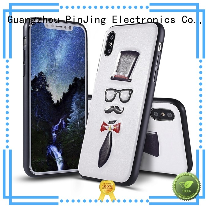 PinJing Electronics Best huawei p20 pro phone case factory for iphone
