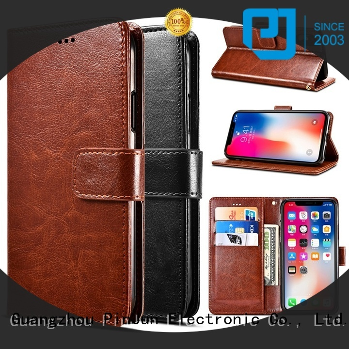 pja00047 magnetic case for phone quicksand for shop PinJun Electronic