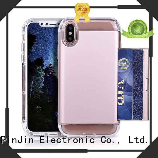 PinJin Electronic tpe magnetic case for phone manufacturer for mobile phone