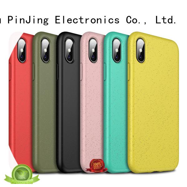 PinJing Electronics convenience cute phone case rotation for shop