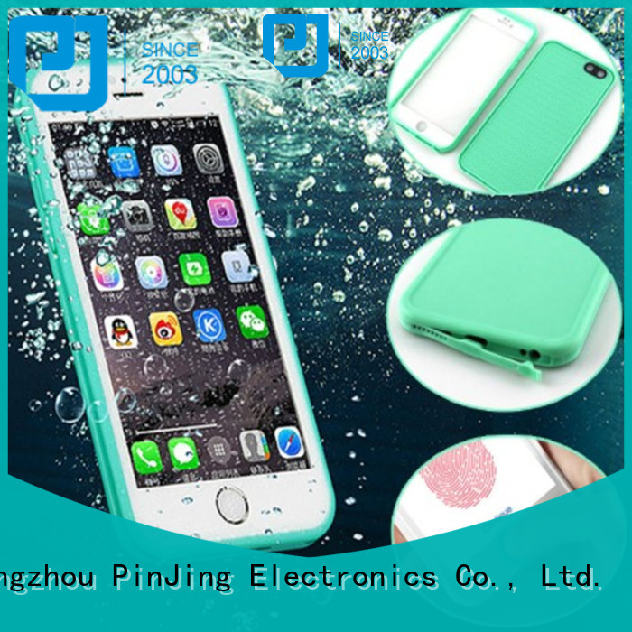 PinJing Electronics texture bespoke iphone 7 case manufacturers for iphone