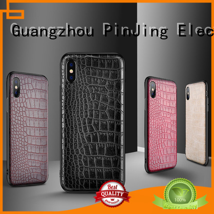 Latest huawei p20 pro phone case texture company for shop