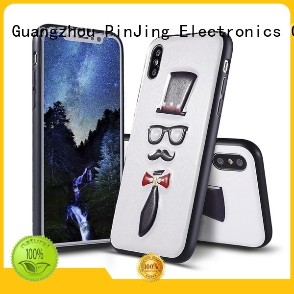 PinJing Electronics Latest funny phone case Supply for iphone
