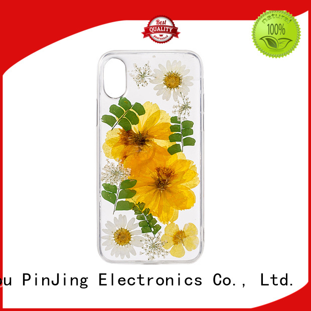 PinJing Electronics leather samsung note 3 phone case Suppliers for mobile phone