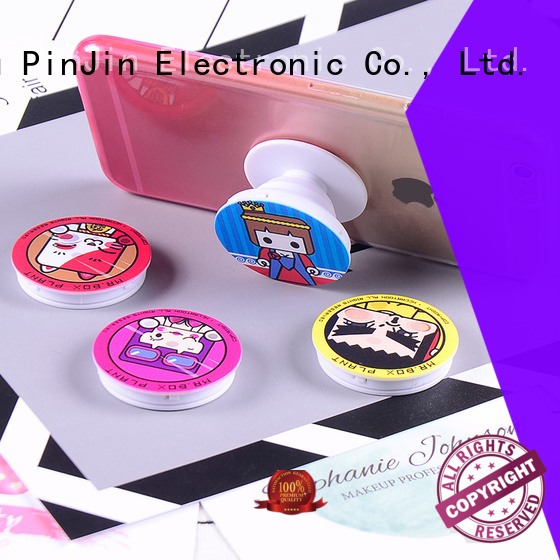 PinJin Electronic different mobile ring holder shape for shop