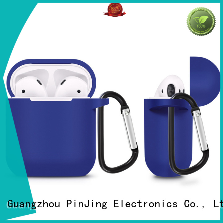 PinJing Electronics leather apple airpod case styles for iphone