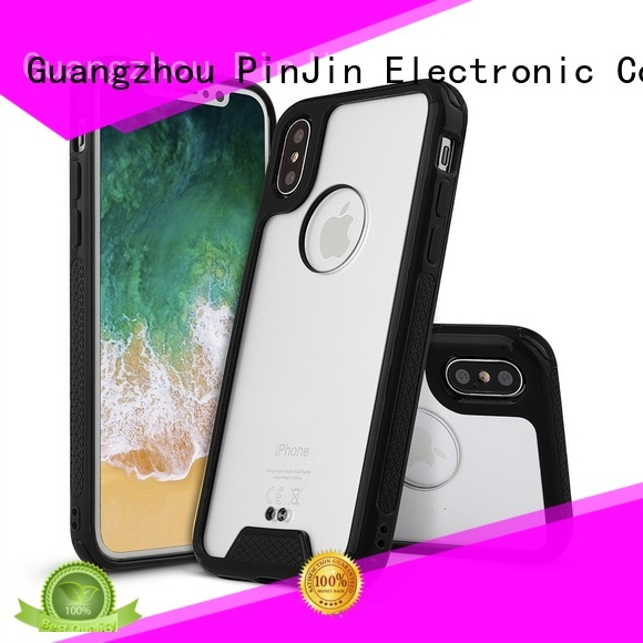 PinJin Electronic online phone case wood materials for phone