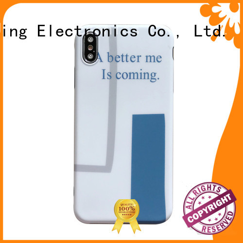 Latest custom iphone x case emoji factory for mobile phone