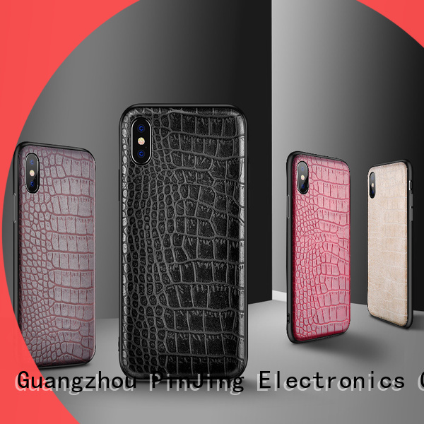 useful marble phone case leather manufacturer for iphone