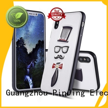 PinJing Electronics Wholesale iphone case company for mobile phone